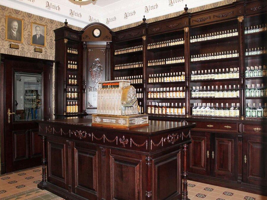Verkostungsstube & Verkaufsraum ©Stephan Becker, Brüssow