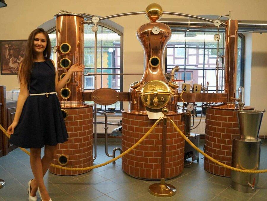 Destillationsanlage ©Stephan Becker, Brüssow