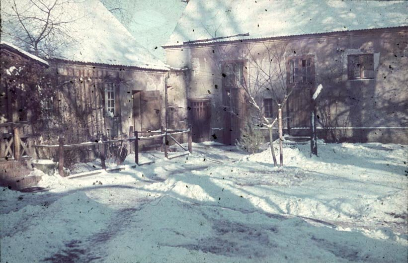 Hof hinterm Planteurshaus, Foto Maragrete Botzke