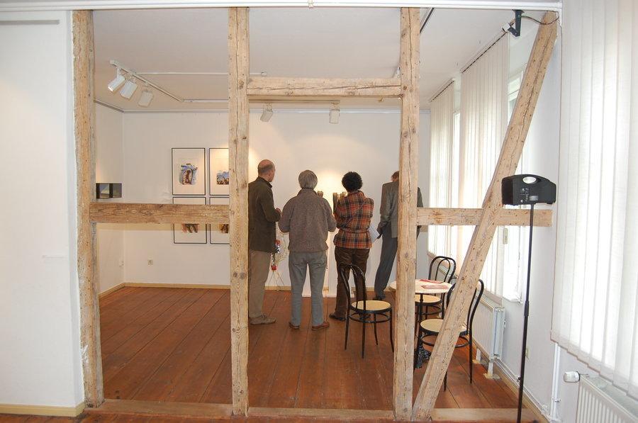 Unser Bild zeigt die Galerie im Museum.