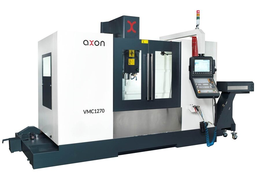 Axon Vertikales Bearbeitungszentrum VMC 1270