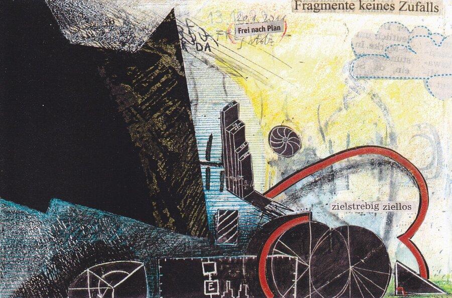 zielstrebig ziellos - 2011 - Nr. 107