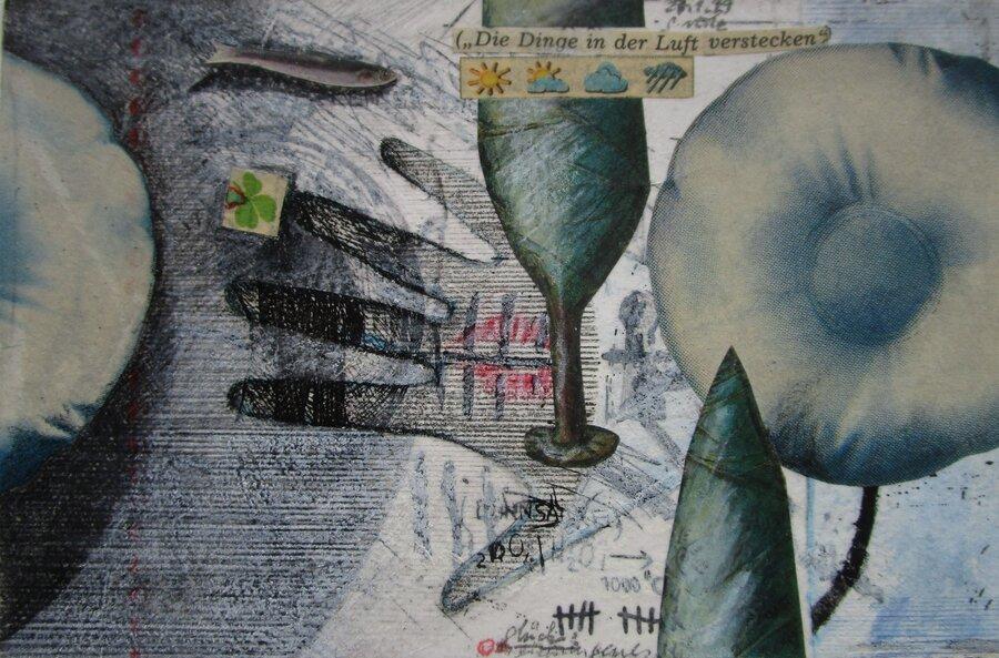 Dinge in der Luft verstecken - 1999 - Nr. 14
