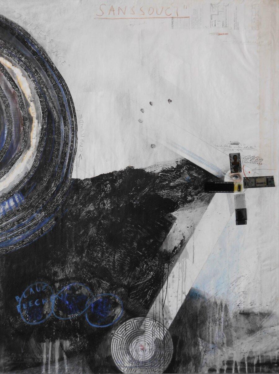 Blickwinkel - 120 x 90 cm, 2015