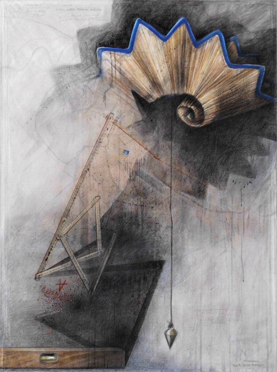 Balance - 120 x 90 cm, 2014