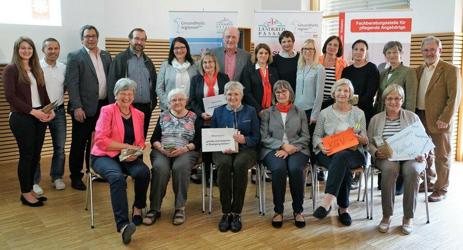 Am Aktionsabend waren zahlreiche Kooperationspartner beteiligt. Auch Ehrengäste kamen, um ihre Unterstützung für das Thema zum Ausdruck zu bringen.