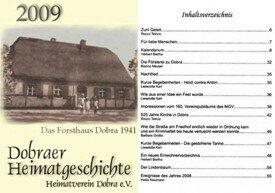 Heimatkalender 2009®Heimatverein