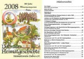 Heimatkalender 2008®Heimatverein