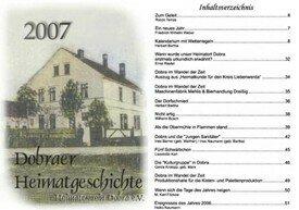 Heimatkalender 2007®Heimatverein