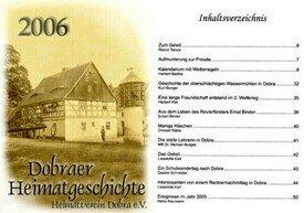 Heimatkalender 2006®Heimatverein