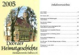 Heimatkalender 2005®Heimatverein