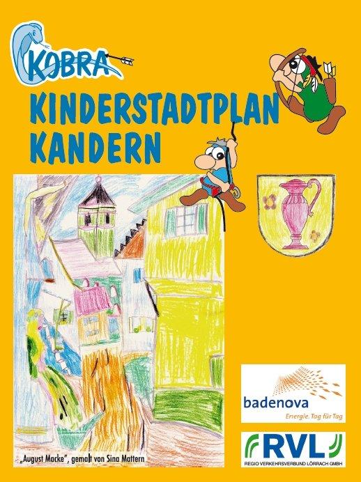 Kinderstadtplan Kandern