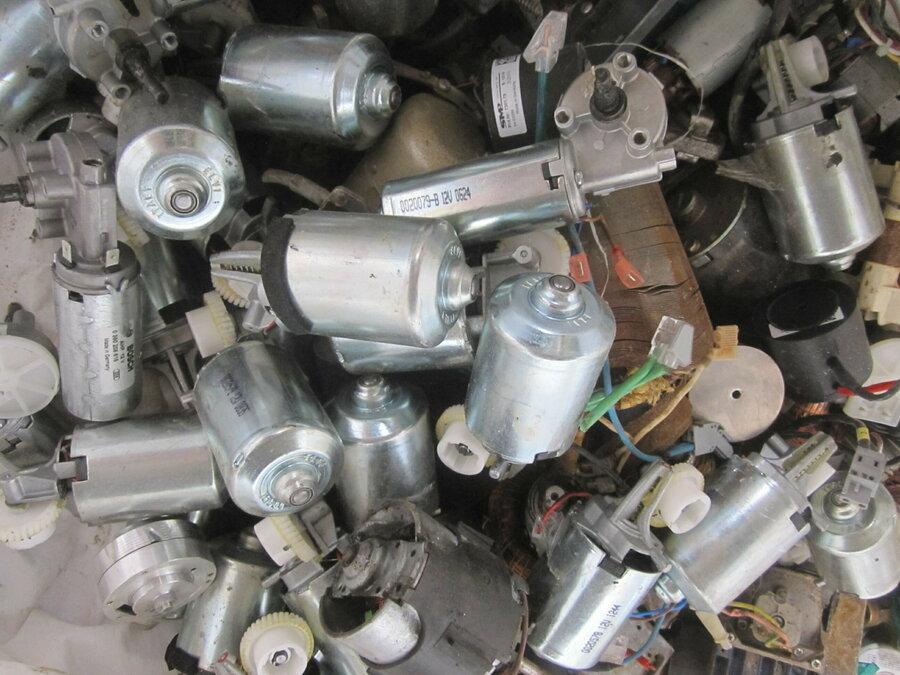 Elektromotore Klein