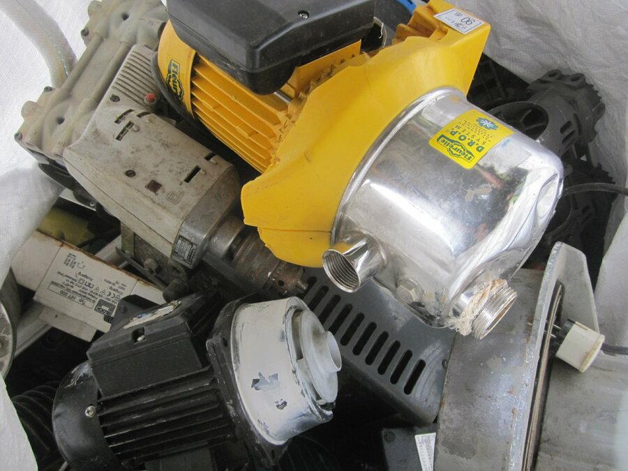 Elektromotore / Elektroschrott
