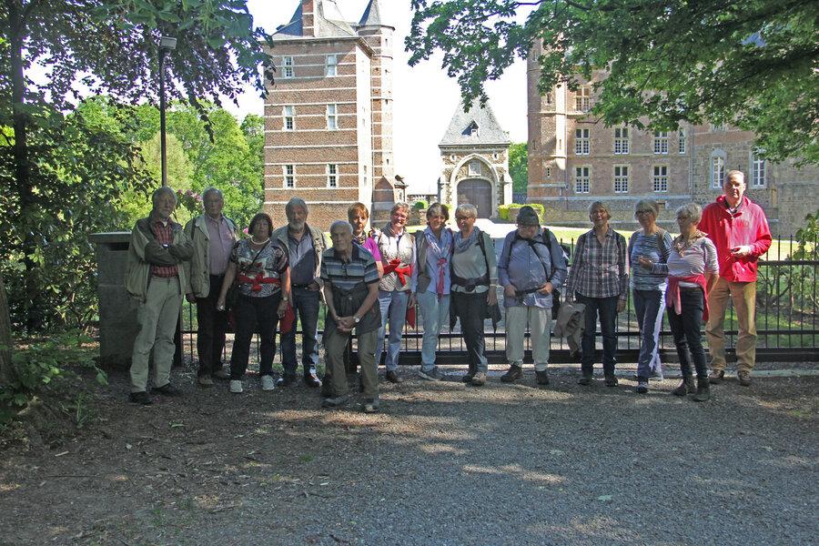 Maiwanderung 2019 Schloss Merode