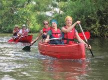 Kanustation & Rafting mit Verleih und Tourenangeboten beim Team der BLACKFORESTMAGIC