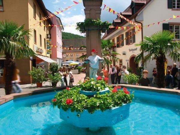 Marktbrunnen Kandern