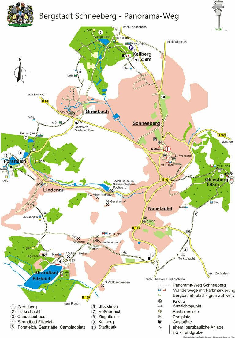 Karte-Panoramaweg