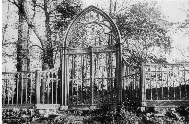 Hist. Aufnahme von 1910