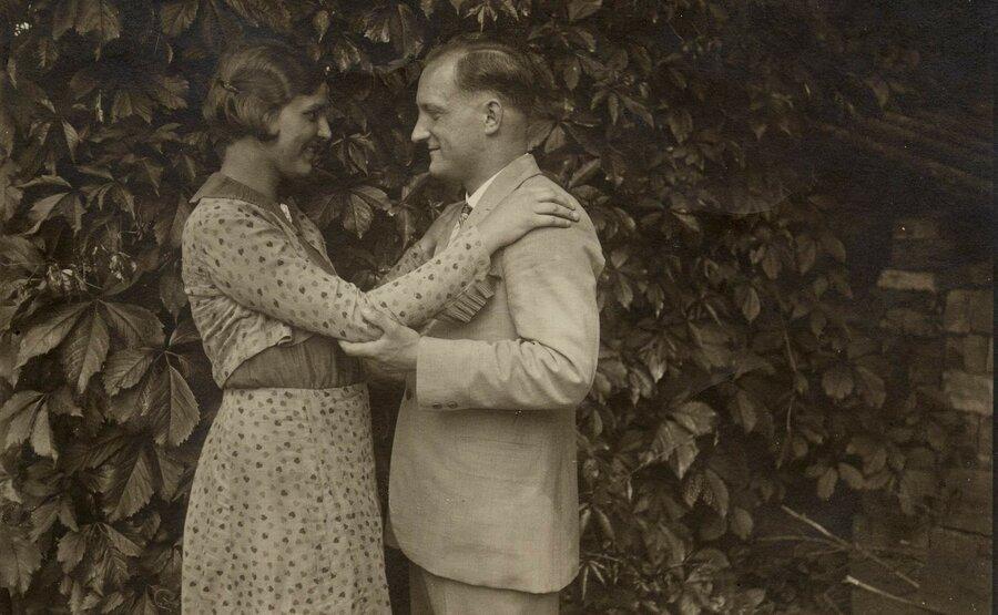 Hildegard & Walter Richter, ©Stephan Becker, Brüssow