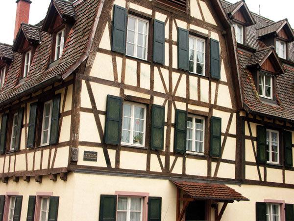 Geburtshaus von Johann August Sutter