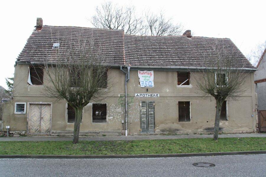 Fachwerkhaus der alten Apotheke, ©Stephan Becker, Brüssow
