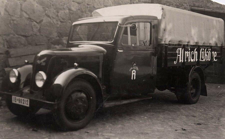 Lastkraftwagen Phänomen Granit 30 1938, ©Stephan Becker, Brüssow