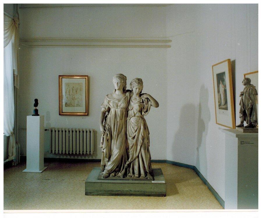 die Prinzessinnengruppe des Bildhauers Johann Gottfried Schadow