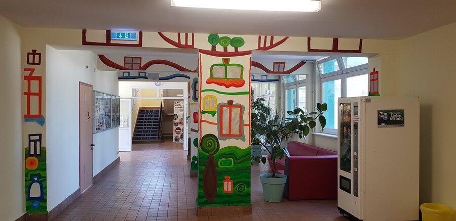 Hundertwasser-Foyer