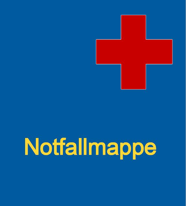 Notfallmappe