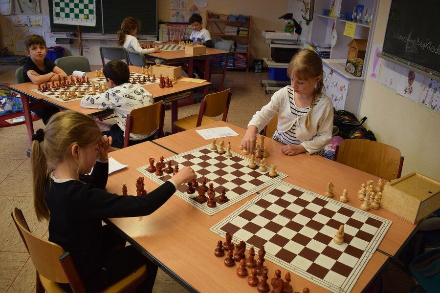 Projekttag Schach 1