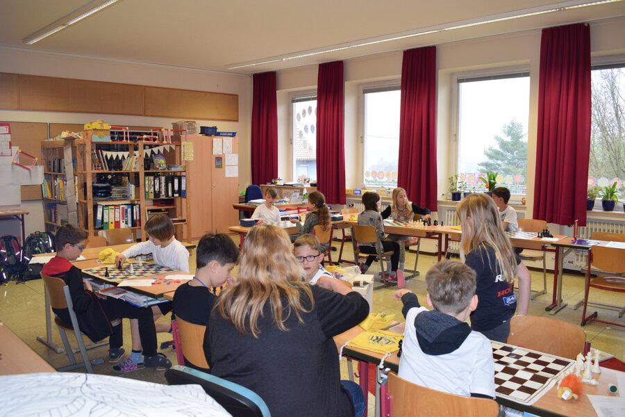 Projekttag Schach 3