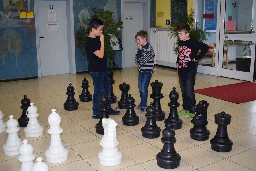 Projekttag Schach 4