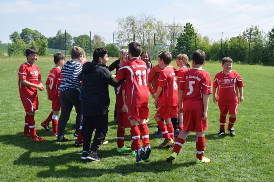 Fußball Schulmeisterschaft