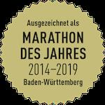 Münze Marathon des Jahres
