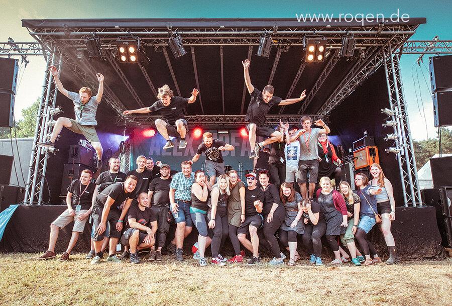 RKE-Jugend-Team