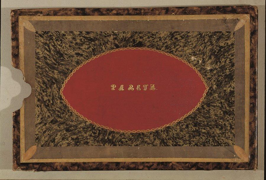 Umschlag des Paretzer Skizzenbuchs