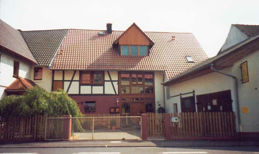 zu 2 Wohnungen umgebaute Scheune in Hutzdorf