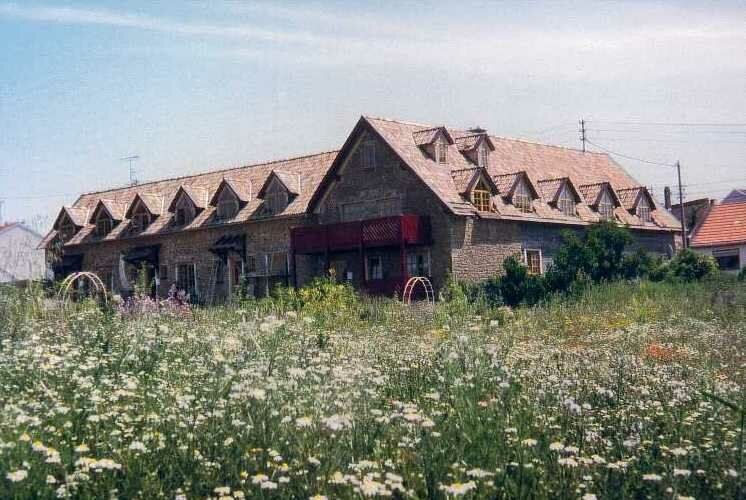 Umgebaute Scheune und Kelterhaus in Wendelsheim
