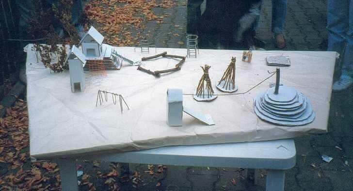 Das Spielplatzmodell