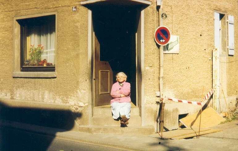 Alte Menschen sind eine wachsende Bevölkerungsgruppe, auch im Dorf