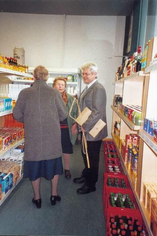 Auch Nachbarschaftsläden sind soziale Projekte