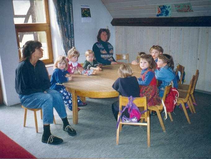 Kinderbetreuung - nicht nur für berufstätige Mütter wichtig