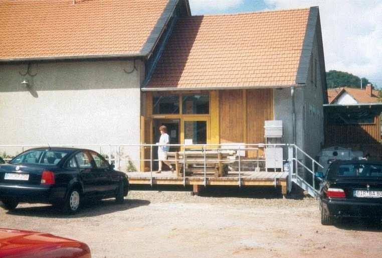 Der Nachbarschaftsladen in Berglangenbach