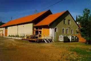 Markthalle mit Nachbarschaftsladen in Berglangenbach