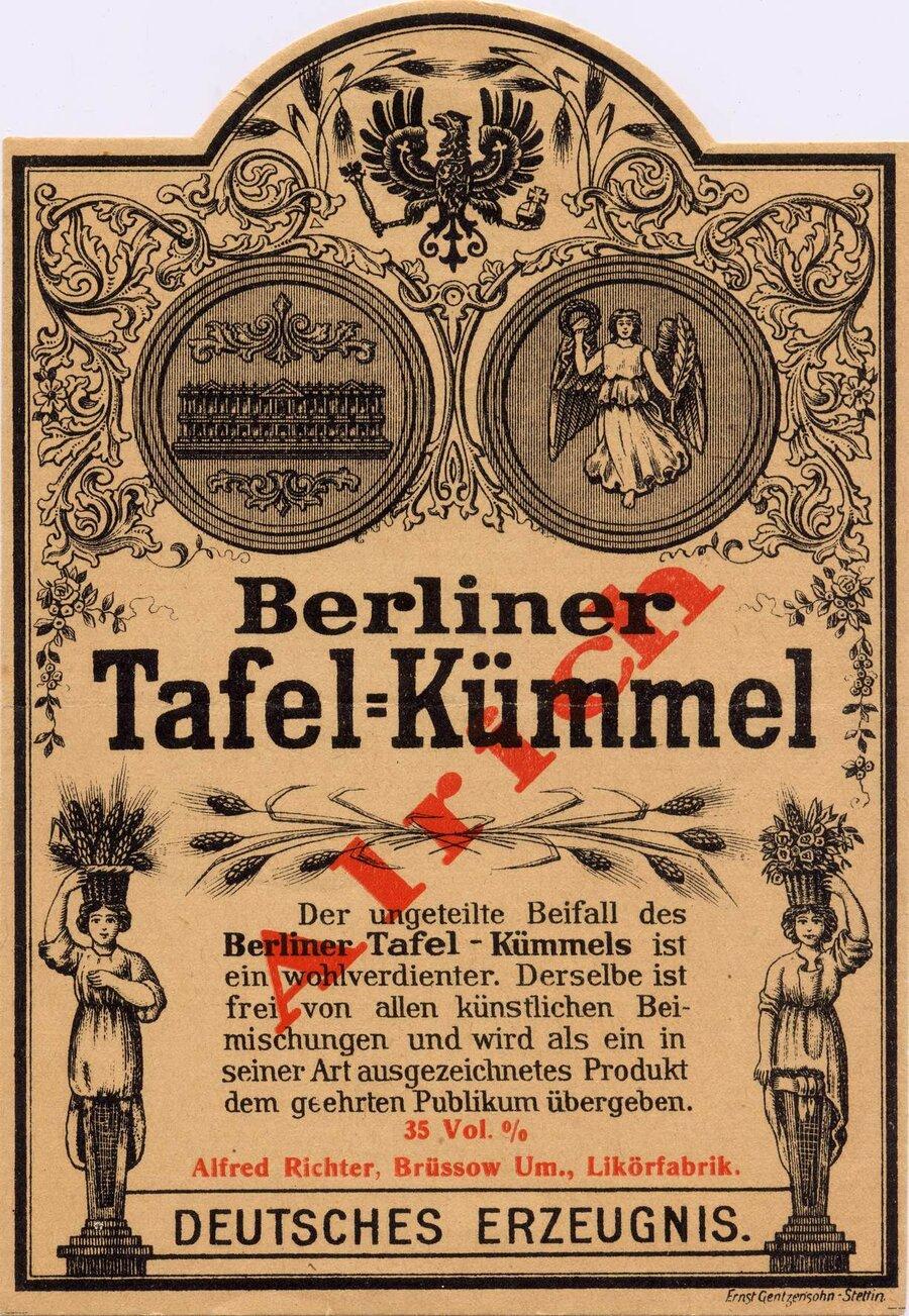 Berliner Tafel-Kümmel, ©Stephan Becker, Brüssow