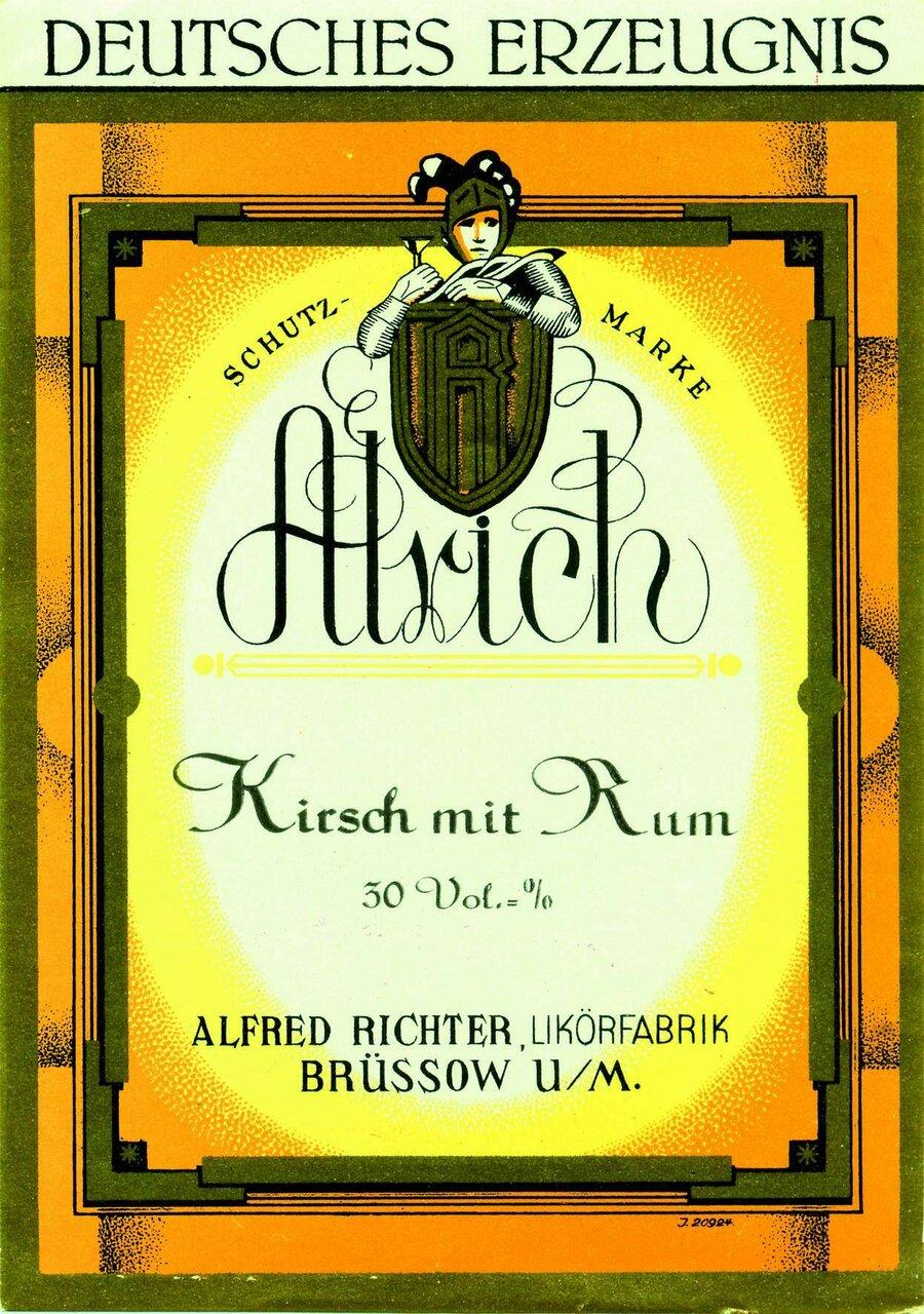 Kirsch mit Rum, ©Stephan Becker, Brüssow