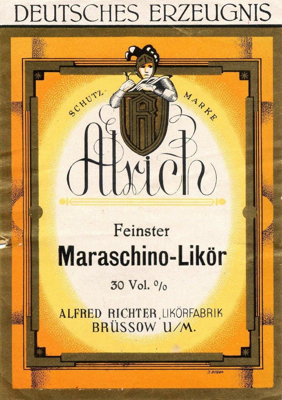 Maraschino-Likör, ©Stephan Becker, Brüssow