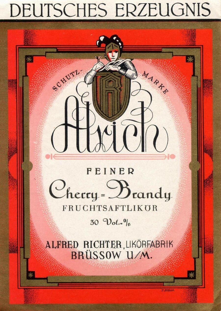 Cherry-Brandy, ©Stephan Becker, Brüssow