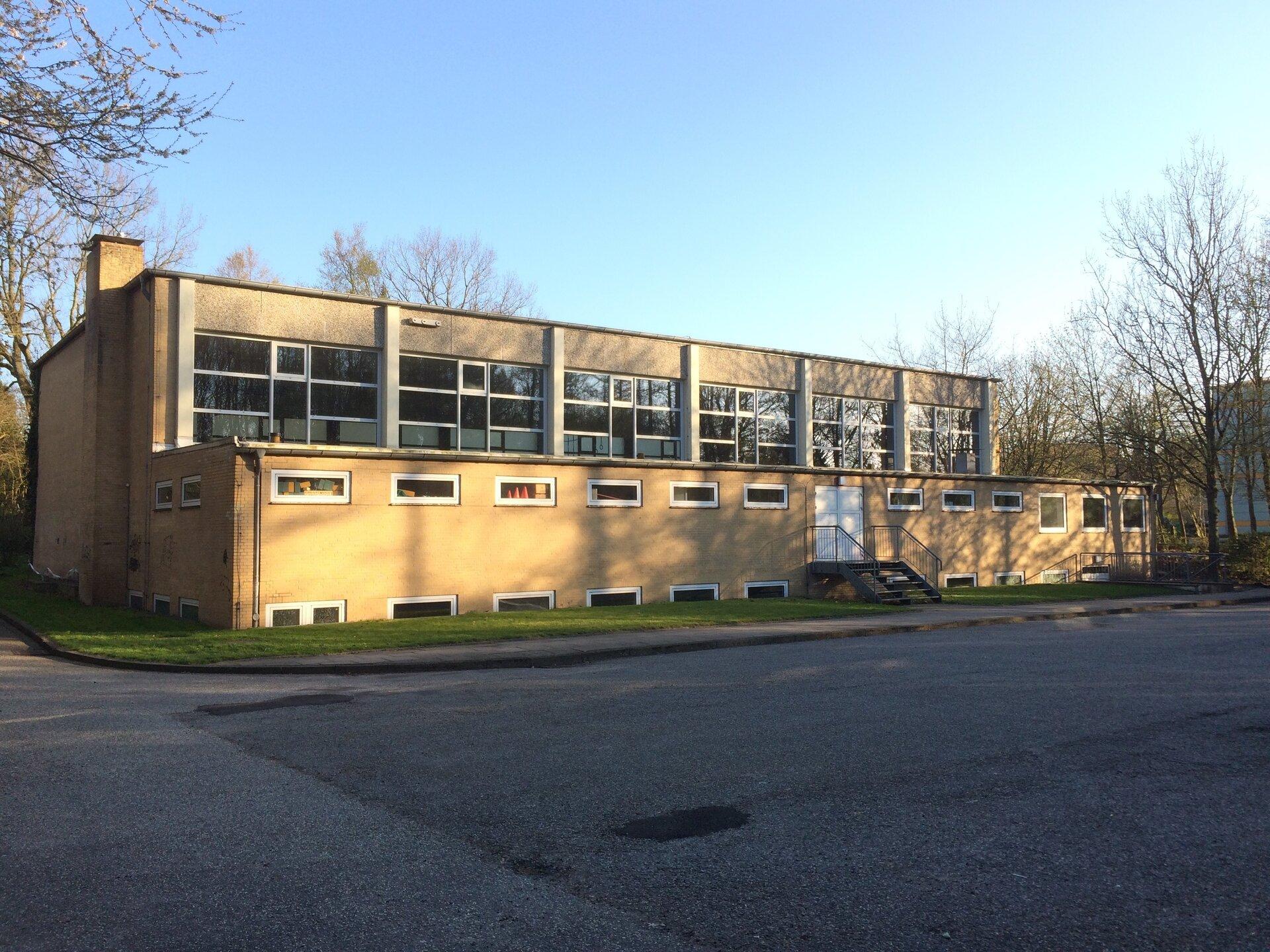 Sporthalle für Schule und Verein